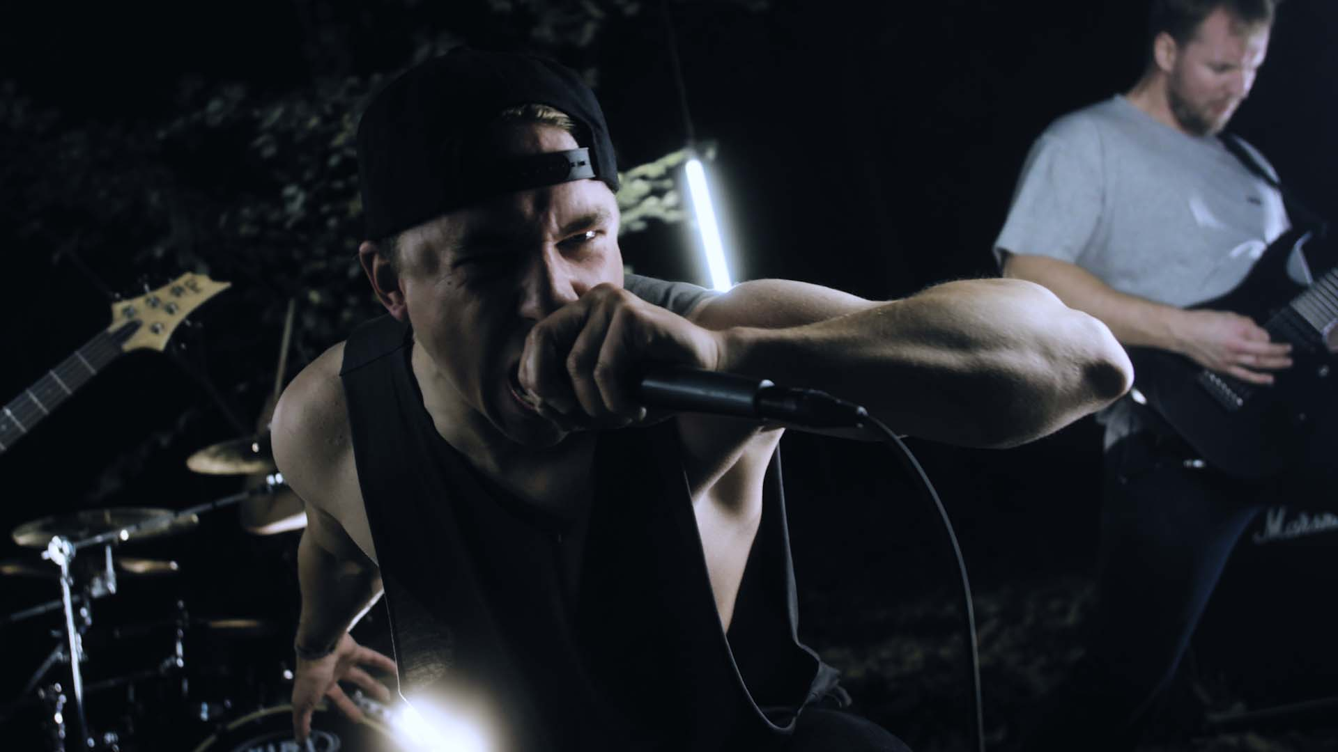 Through, Devastation, Black, Crows, Musikvideo, Musik, Video, Produktion, Metal, Rock, Hardcore, Erzgebirge, Animation, CGI, Sachsen, Chemnitz, Dresden